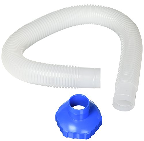 ound Pool Skimmer Hose and Adapter B Replacement Part Set ()