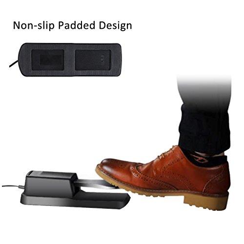 AsmuseTM Pedal Sustain Teclado para e Piano Digital Yamaha Casio y interruptor de polaridad 1,73m: Amazon.es: Instrumentos musicales