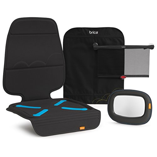 - Brica Happy Traveler Complete Baby Car Essentials Value Set
