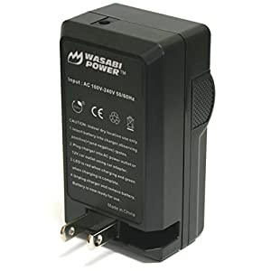 Wasabi Power Battery (2-Pack) and Charger for Sony NP-BX1, NP-BX1/M8 from Wasabi Power