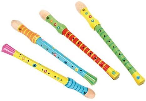 Mini Blockflöte Flöte Kinderflöte Pfeife Musiinstrument Musik & Instrumente