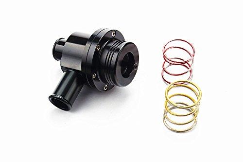 HQ Blow off valve 25MM BOV 4bar For VW 2 spring 14SI 7PSI Color Black