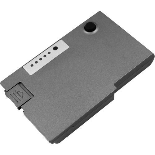 D600 Series Battery - Coolgo® New Laptop Battery for Dell Latitude D505 D510 D520 D610 D530 - 18 Months Warranty [li-ion 6-cell 5200mAh]