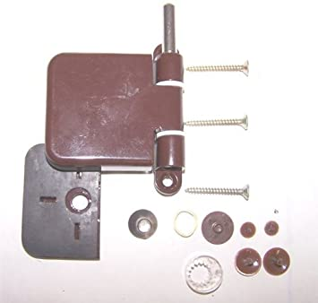 ESG,6 +8 mm,Sauna,Saunatür,auch weka karibu Scharniere,alufarbig Türband 2