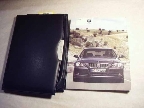 2009 bmw 328i owners manual - 2