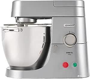 Kenwood kpl9000s Chef XL Pro Amasadora Profesional 1700 W 6,7lt: Amazon.es: Hogar