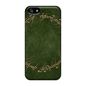 Awesome Lord Of The Rings -hard Cases- For Ipod Touch 4 Phone Case Cover