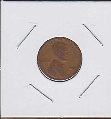 1923 Lincoln Wheat (1909-1958) Penny Fine