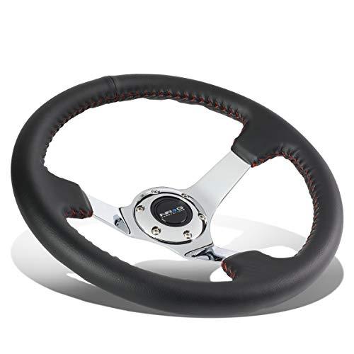 NRG Innovations 350mm Sport Steering Wheel (3