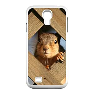 Cool PaintingFashion Cell phone case Of Squirrel Bumper Plastic Hard Case For Samsung Galaxy S4 i9500 by icecream design