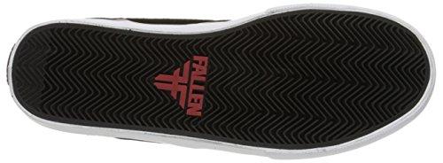 Shoe Black From Hell Hell The Fallen Mid 10 Aloha Us aloha Men's Skate Easy Black M wnAxXqUY
