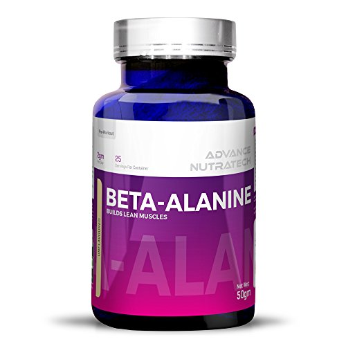 Beta-Alanine Pre-workout 50 gm Unflavoured For Beginners by ADVANCE NUTRATECH