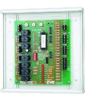 NCM-300L   EWC Controls   Control Panel   NCM-300L 3 ZONE NON EXPAND CNTR PANEL (less sensor)