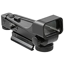 Higoo® Wide View Electronic Reflex Airgun Crossbow Red Dot Sight