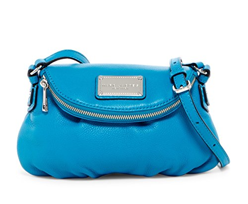 Marc Handbag Jacobs Mini Leather Natasha by Turquoise Marc rnrwqHpW4