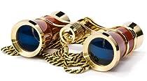 BARSKA Blueline 3x25 Opera Glass w/ Necklace