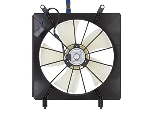 Sunbelt Radiator Cooling Fan Assembly For Honda Element CR-V HO3115116 Drop in Fitment