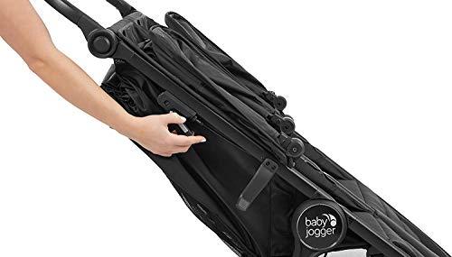 41cpC7Cw7pL - Baby Jogger City Mini GT2 Double Stroller, Jet