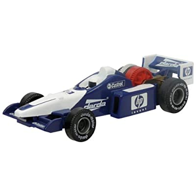 Ksm Darda Racing Formula 1 Toy, Blue/White: Toys & Games