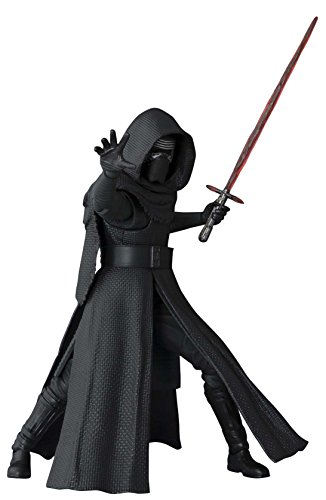 Star Wars The Force Awakens S.H. Figuarts Kylo Ren 6