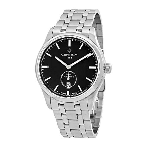 Certina DS-4 Small Second Black Dial Mens Watch C022.428.11.051.00
