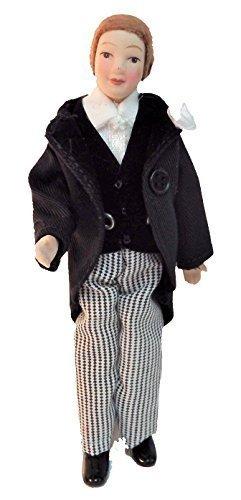 Amazon.es: Melody Jane Casa Muñecas Hombre en Traje de Boda ...