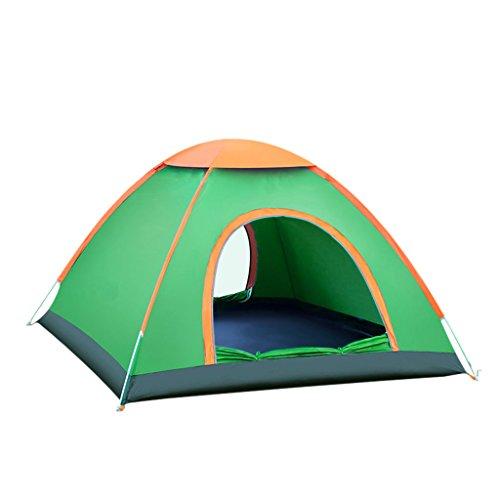 登場歌小康YDYLZC- テント、屋外自動二人乗り三人キャンプテント 柔らかい