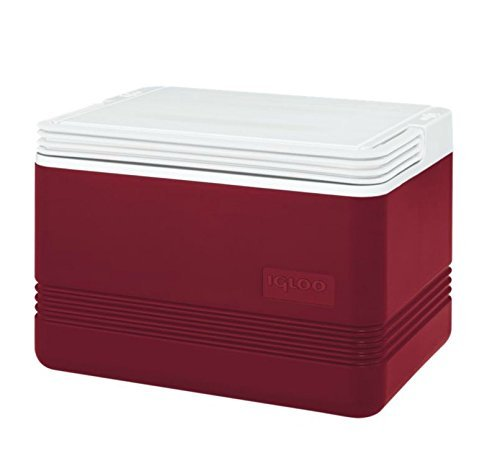 (Igloo Cooler, Legend 12, Red )