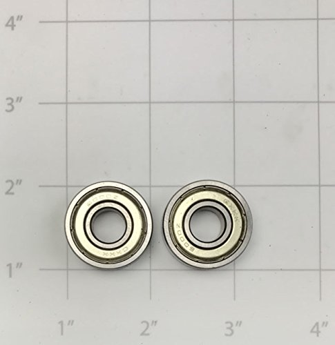 - Two 6000Z Bearing for Monster Moto Classic 250w Electric Mini Bike part# 90-10112-00