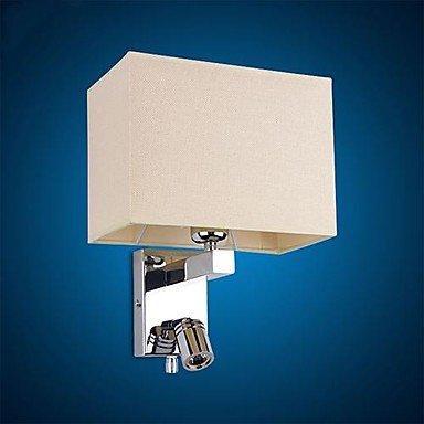 Wandleuchten, ein Licht, Modern Künstlerische Edelstahl überzug MS-86411