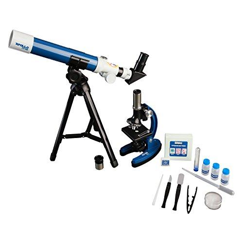 Explore One Apollo Microscope & Telescope Set 88-41101 - Light Orion Collection 1
