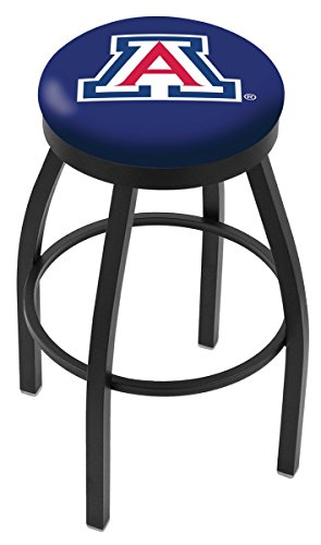 (Holland Bar Stool L8B2B University of Arizona Swivel Bar Stool, 30