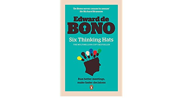 Six Thinking Hats: Amazon.es: Edward de Bono: Libros en idiomas extranjeros