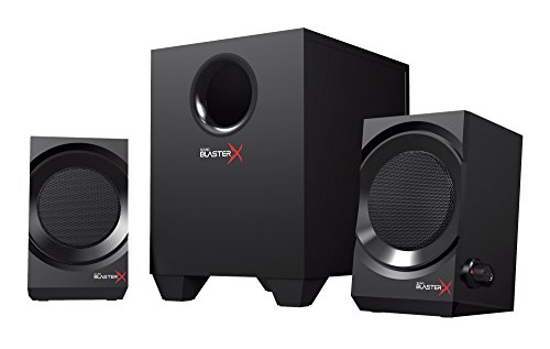 Sound BlasterX Kratos S3 – Best Budget 2.1 System