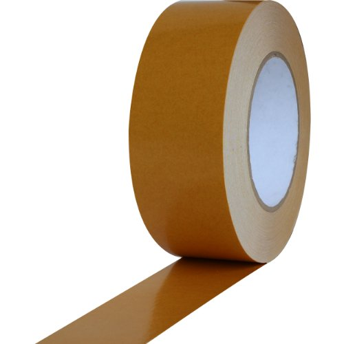 ProTapes Pro 970 Double Coated PVC Tape, 8.3 mils Thick, 60 yds Length x 3/4