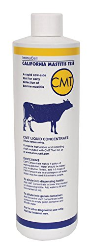 DPD California Mastitis Test Liquid Concentrate - 1 Pint