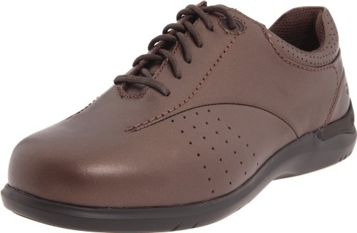 - Aravon Women's Farren Lace-Up,Red Brown,7.5 2E US