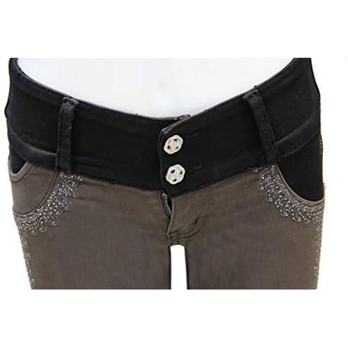ZARINA®Denim pantalones d18c9d429797