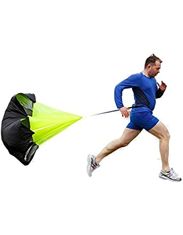 Small High Quality Speed Training Resistance Parachute Power Running Chute 40\ Size