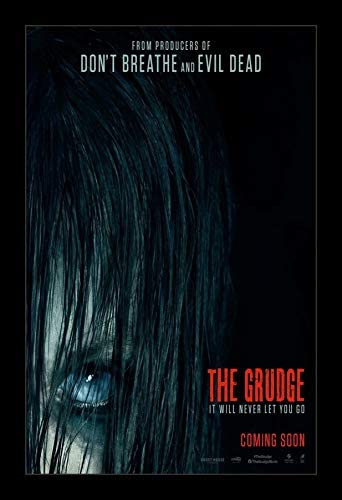Details about  /The Grudge Horror 2020 Movie Poster 20x30 24x36 Fabric Print N-353