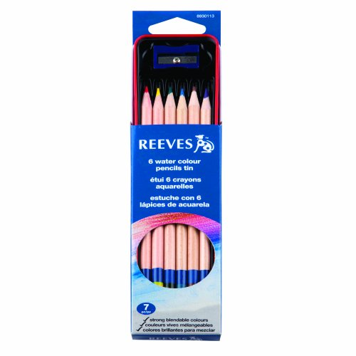 Reeves Tin Water Colour Pencil product image