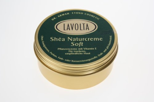 LAVOLTA Shéa Naturcreme Soft (125ml) Sonderedition