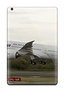 Anti-scratch And Shatterproof Aicraft Boeing Lot Phone Case For Ipad Mini/mini 2/ High Quality Tpu Case