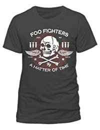 Official Foo Fighters Matter Of Time Men's T-Shirt