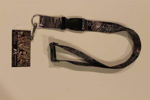 (Duck Dynasty Lanyard / ID Badge Holder / Whistle Holder / Key)