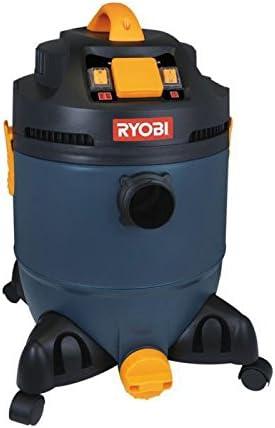 Ryobi - Limpiador De Sólidos Y Líquidos En 1400 W - 40: Amazon.es ...
