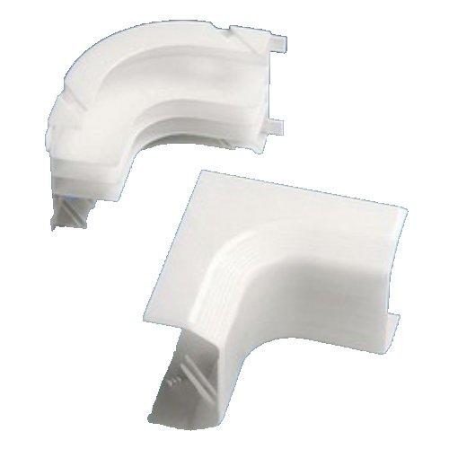 Panduit TGSICIW Non-Adjustable Inside Corner Fitting Off White 600 Voltage