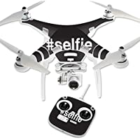 Skin For DJI Phantom 3 Standard – Selfie 2 | MightySkins Protective, Durable, and Unique Vinyl Decal wrap cover | Easy To Apply, Remove, and Change Styles | Made in the USA
