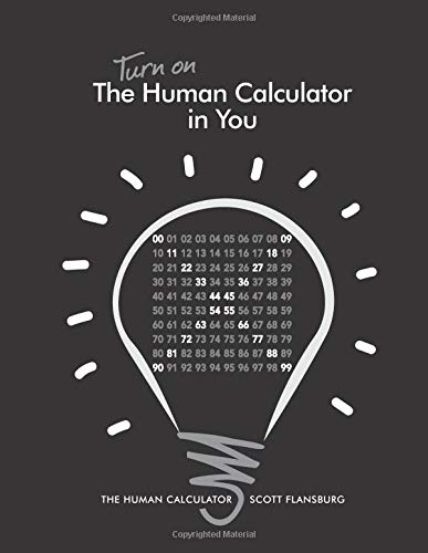 Read Online Turn on The Human Calculator in You: The Human Calculator PDF ePub fb2 book