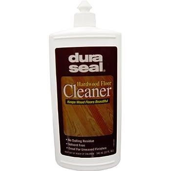 Amazon Com Dura Seal Hardwood Floor Cleaner 32oz Home